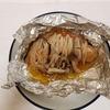 ミニチョッパーで簡単豆乳かぼちゃスープ&初めての鮭のホイル焼きを作ってみたら案外簡単だった話