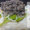盛岡じゃじゃ麺風 ごま肉味噌そうめん の作り方(レシピ) 盛岡3大麺の1つをそうめんでアレンジレシピ