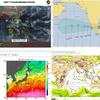 【台風情報】インド洋に(TC07B『GAJA』・TC04S)と2つの台風のたまごが存在!米軍・ヨーロッパ中期予報センターの進路予想では今のところ『越境台風』とはならず、台風27号とはならない見込み!