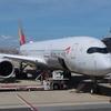 【A350】アシアナ航空OZ111便(関西→仁川)ビジネスクラス搭乗記