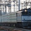 貨物列車撮影 6/19 夕暮れの浜川崎にて