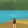 #575 アプデ後初!『きみのまちポルティア』プレイ日記vol.2 橋~釣り大会!【ゲーム】