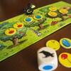 子供のボードゲームデビューにおすすめ!2歳から遊べる幼児向け協力ゲーム「はじめての果樹園(First Orchard/Kleiner Obstgarten)」