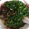 熊本ラーメンみち丸@埼玉県加須市の『とんこつラーメン』がネギだく美味い