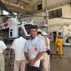 台風被害と県防災ヘリ