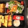 コロナ隔離中の食事。ASQホテルのお弁当