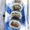 徳島魚類の特製「土佐巻き」を食す!