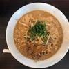 哲麺で哲辛ラーメン味噌
