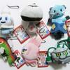 バンプレスト ポケットモンスターベストウイッシュ MYポケモンコレクション ぬいぐるみ7(2011年8月11日(木)発売)