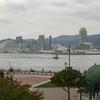 神戸大橋とポートアイランド北公園
