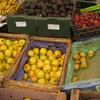 モロッコ1人旅行記 青の街 シェフシャウエン  メディナの外にはマーケット(市場)がいっぱい~w
