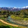 夏が終わったら一気に寒くなった、長野県北部の暮らし。