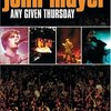 「Any Given Thursday」John Mayer