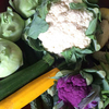 来週の野菜 夏らしくなってきました!