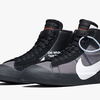 "NIKE BLAZER MID×OFF WHITE ""GRIM REAPERS""&""ALL HALLOWS EVE"""