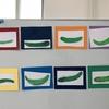 軽度認知機能障害回復プログラムなつめで臨床美術「きゅうりの量感画」を実施しました