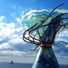 東京湾にあるパーキングエリア「海ほたる」