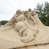 5月7日までは夜9時まで楽しめます!@吹上浜砂の祭典(南さつま市)