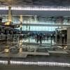 ガルーダ航空国内線、スカルノ・ハッタ国際空港(ジャカルタ)でのターミナル移動