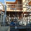 家の進捗 3~2か月前 棟上げ後からの進捗