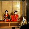 肥土山農村歌舞伎舞台 第二幕