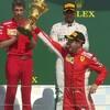 感想《2018 F1 第10戦 イギリスGP》フェラーリまさかの1-3!!母国GPのハミルトンは奇跡の巻き返しで2位!