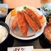 【グルメ探訪記】海鮮料理よしだ:アジフライ定食