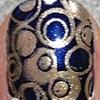Nail Art 129 - OPI, Sally Hansen, Pueen