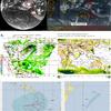 【台風情報】台風24号の北東・南東には3つの台風のたまごが存在!今後熱帯低気圧を経て台風25号・台風26号と連続発生となって日本に接近!?気象庁・米軍・ヨーロッパ・NOAAの進路予想は?