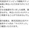TOKYO 2020とよだれ鶏