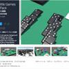【無料化アセット】トランプ、ドミノ、サイコロ、カジノチップ、チェスなどのテーブルゲーム3Dモデル「Free Little Games Asset Pack」/ 室内スポーツ競技のビリヤード、卓球、エアホッケーの3Dモデル「Free Barcade Asset Pack」
