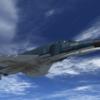 【Milviz】F-4E用 ACECOMBAT04 メビウス1(NP118) 塗装