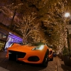 Lotus Elise Sport 220 Ⅱ 丸の内イルミネーションへ