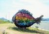 瀬戸内国際芸術祭2016 アートな島々へのスタート地点【宇野港】周辺編