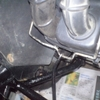 2号機(排ガス規制後) エアクリーナー清掃