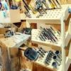 【DIY】傾くビットスタンド 自作 作り方 端材で出来る物作り