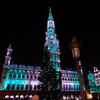 【年末のベルギー・イタリア旅行】1日目 夜のブリュッセル散策