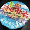 麺類大好き254 ニュータッチ凄麺季節限定冷し中華海藻サラダ風