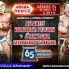【CMLL】アレナメヒコ創立65周年記念興行の対戦カードが発表
