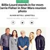 スターウォーズ40周年とキャリーの追悼。 でも、ちょっと変だと思いました。