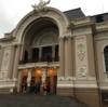 サイゴンオペラハウスを見学して、AO SHOWを見てきた。