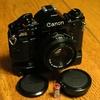 CanonA-1だったりのまとめ
