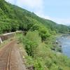 初夏の錦川清流線