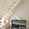 新しい家での息子のピアノについて*リモートレッスン