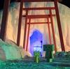 上川町 層雲峡氷瀑まつり2021にて