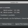 PyCharm 3.0.1 RC