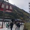 フランスの山標高3842mに行く