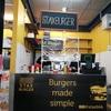 これぞ原点回帰!シンプルながら食べ応え大満足のハンバーガー@STAX BURGER