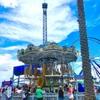 ヒューストンの遊園地ケマーボードウォーク