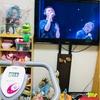 KinKi KidsのDVDを見ながら〜エアロバイク